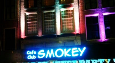 Photo of Nightclub Club Smokey at Rembrandtplein 18-20, Amsterdam 1017 CV, Netherlands