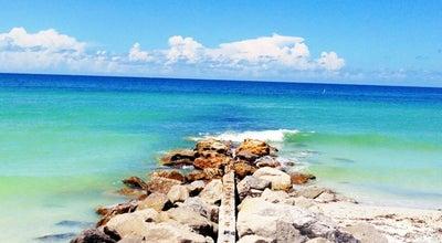 Photo of Beach Sunset Beach at 7799 W Gulf Blvd, Treasure Island, FL 33706, United States
