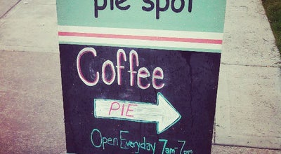 Photo of Cafe The Pie Spot at 521 Ne 24th Ave,, Portland, OR 97232, United States