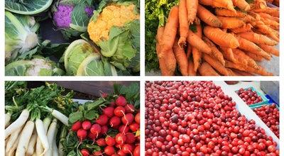 Photo of Farmers Market Van Vorst Park Farmers Market at 270 Barrow St, Jersey City, NJ 07302, United States