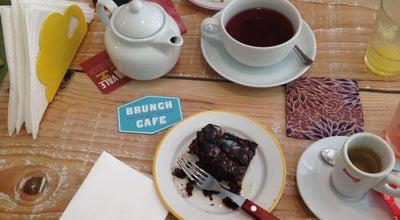 Photo of American Restaurant Brunch Cafe at Rua Da Alfândega, 120, Lisbon 1100-016, Portugal