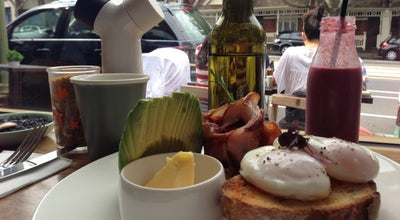 Photo of Cafe Twenty & Six Espresso at 594 Queensberry St, Melbourne, Vi, Australia