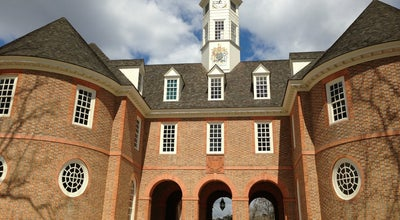 Photo of History Museum Williamsburg Capitol Building at 500 E Duke Of Gloucester St, Williamsburg, VA 23185, United States