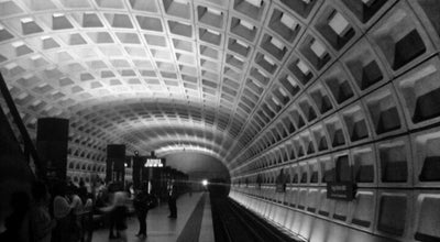 Photo of Subway Foggy Bottom-GWU Metro Station at 2301 I St. Nw, Washington D.C., DC 20052, United States