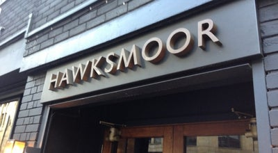 Photo of Steakhouse Hawksmoor Spitalfields at 157a Commercial Street, London E1 6BJ, United Kingdom