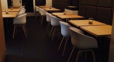 Photo of Belgian Restaurant Maison Blanche at Maastrichterstraat 82, Hasselt 3500, Belgium