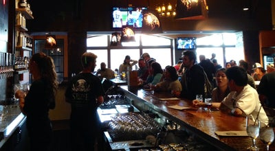 Photo of American Restaurant Stone Brewing Tap Room at 795 J St, San Diego, CA 92101, United States