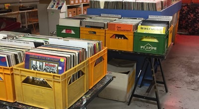Photo of Record Shop Snickars Records at Hökens Gata 11, Stockholm 116 46, Sweden