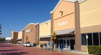Photo of Other Venue Walmart Supercenter at 1425 Ne 163rd St, North Miami Beach, FL 33162