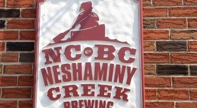 Photo of Brewery Neshaminy Creek Brewing at 909 Ray Ave, Croydon, PA 19021, United States