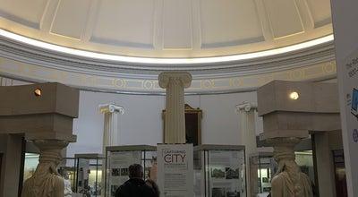 Photo of Tourist Attraction Bank of England Museum at Bartholomew Lane, London EC2R 8AH, United Kingdom