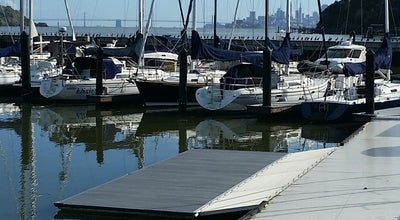 Photo of Harbor / Marina San Francisco Yacht Club at Beach Street, Belvedere, CA 94920, United States