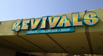 Photo of Thrift / Vintage Store Revivals Stores at 611 S Palm Canyon Dr, Palm Springs, CA 92264, United States
