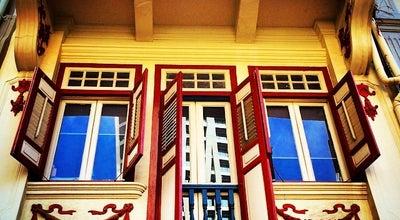 Photo of Tourist Attraction Thian Hock Keng Temple at 158 Telok Ayer Street, Singapore 068613, Singapore