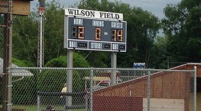 Photo of Baseball Field Milwood Little League at 3401 Lovers Ln, Kalamazoo, MI 49001, United States