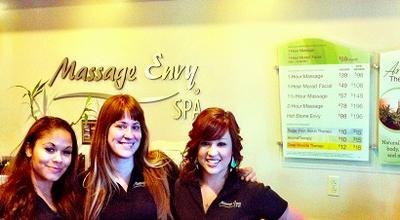 Photo of Spa Massage Envy - San Marcos at 145 Las Posas Rd, San Marcos, CA 92078, United States