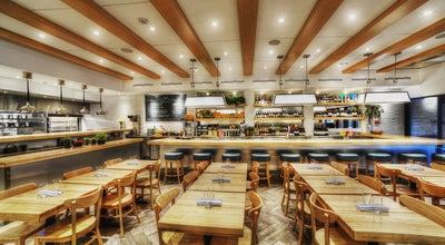 Photo of Restaurant Basil Park at 17608 Collins Ave, Sunny Isles Beach, FL 33160, United States