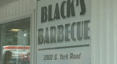Photo of American Restaurant Black's Barbecue at 2902 York Hwy, Gastonia, NC 28052, United States