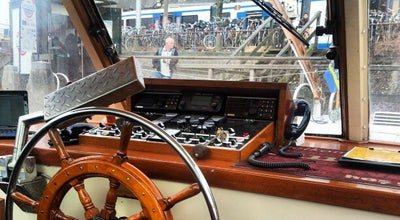 Photo of Tourist Attraction Lovers Canal Cruises at Prins Hendrikkade 25, Amsterdam 1012 TM, Netherlands