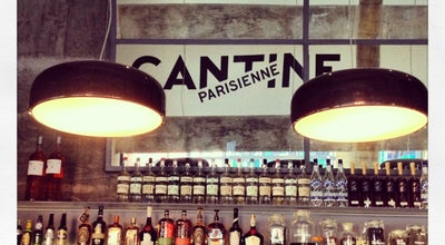 Photo of French Restaurant Cantine Parisienne at 40 Kenmare Street, New York, NY 10012, United States