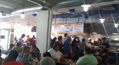 Photo of Seafood Restaurant La Camaronera Fish Market at 1952 W Flagler St, Miami, FL 33135, United States