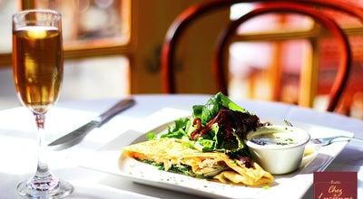 Photo of French Restaurant Chez Lucienne at 308 Lenox Avenue, New York, NY 10027, United States