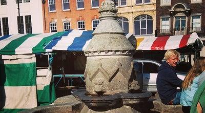 Photo of Market Cambridge Market at Market Sq., Cambridge, United Kingdom