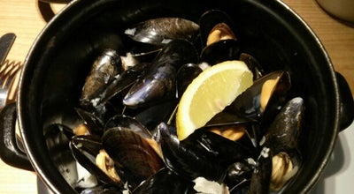 Photo of Seafood Restaurant Mussel and Steak Bar at 110 West Bow, Edinburgh EH1 2HH, United Kingdom