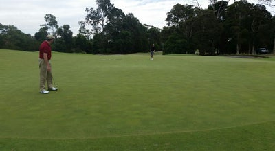 Photo of Golf Course 13. Metropolitan G.C. at
