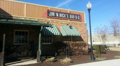 Photo of American Restaurant Jim 'N Nick's Bar-B-Q at 4574 S Cobb Dr Se, Smyrna, GA 30080, United States