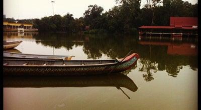 Photo of Arcade Tasik Ayer Keroh (Ayer Keroh Lake) at Jalan Tasik, Malacca, Malaysia