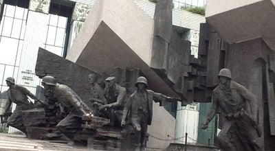 Photo of Monument / Landmark Pomnik Powstania Warszawskiego at Miodowa, Warszawa, Poland