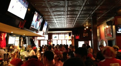 Photo of Sports Bar Finnerty's at 221 2nd Ave, New York, NY 10003, United States