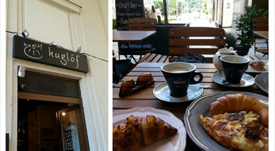 Photo of Cafe Kuglof at Piarista Koez 1, Budapest 1052, Hungary