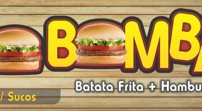 Photo of Burger Joint Trio Bomba at Av. Cel. Francisco Remígio, 818, Limoeiro Do Norte 62930-000, Brazil
