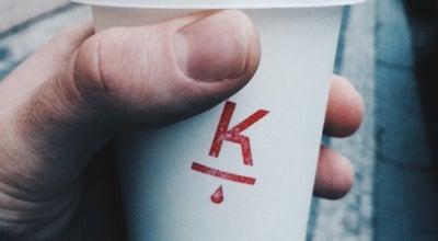 Photo of Cafe Kafe Karlin at Sokolovská, 46/51, Prague, Czech Republic