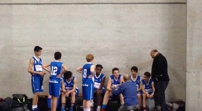 Photo of Basketball Court maccabi sporthal at Maccabilaan 1, Belgium