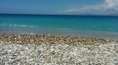 Photo of Beach Παραλία Ψαροπουλας at Greece