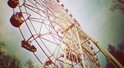 Photo of Theme Park Ride / Attraction Колесо обозрения at Детский Парк Им. Горького, Минск, Belarus