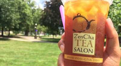 Photo of Cafe Zen cha tea at 982 N High St, Columbus, OH 43201, United States