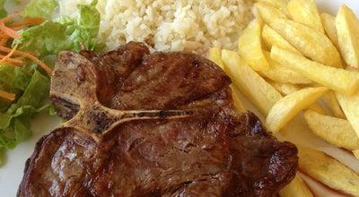 Photo of Portuguese Restaurant O Lagar at Nacional 125, Pechão 8700, Portugal