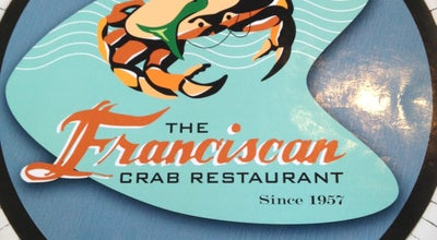 Photo of American Restaurant Franciscan Crab Restaurant at Pier 43 1/2, San Francisco, CA 94133, United States