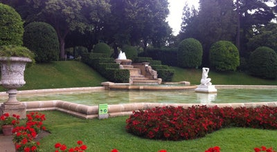 Photo of Botanical Garden Jardins Palau Reial Pedralbes at Av. Diagonal, 686, Barcelona 08034, Spain