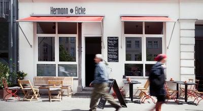 Photo of Cafe Hermann Eicke at Brunnenstr. 45, Berlin 10115, Germany