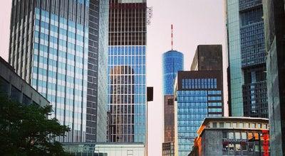 Photo of Monument / Landmark Eurotower at Kaiserstr. 29, Frankfurt 60311, Germany