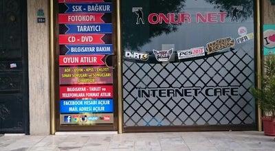 Photo of Arcade ONUR NET at Koca Cami Mahallesi Hürriyet Caddesi N.doğan, Balıkesir/Burhaniye, Turkey