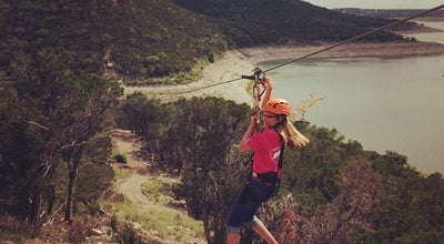 Photo of Other Great Outdoors Lake Travis Zipline Adventures at 14529 Pocohontas Trl., Austin, TX 78641, United States