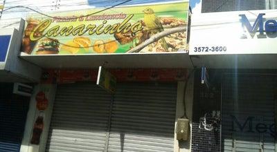 Photo of Burger Joint Lanchonete e Pizzaria Canarinho at Brazil