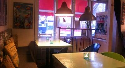 Photo of Modern European Restaurant Røde Roses Kaffebar at Baldersgade 65, Copenhagen, Denmark