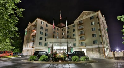 Photo of Hotel Holiday Inn Arlington At Ballston at 4610 N. Fairfax Dr., Arlington, VA 22203, United States